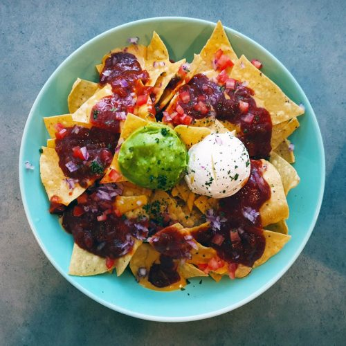 TAP's TACOS CHIPS